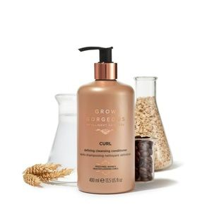GROW GORGEOUS -CURL DEFINING CLEANSING CONDITIONER